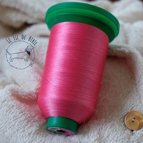 Peignoir Popolini en coton bio, personnalisable avec le prénom de votre choix